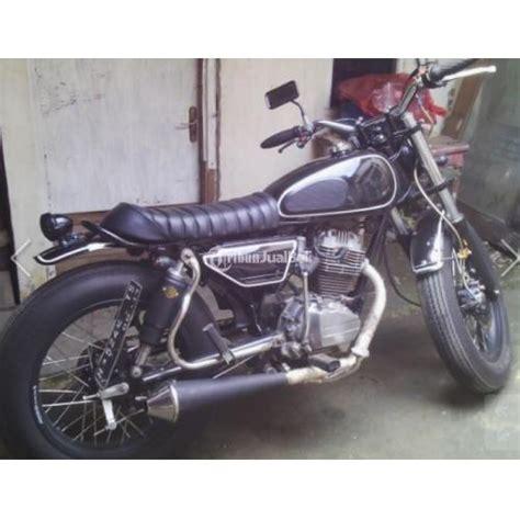 Motor Modif Dijual by Motor Honda Gl 100 Custom Modif Japstyle Second Harga