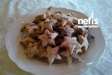 kakao desenli kek resimli ve pratik nefis yemek tarifleri sitesi desenli yıldızlı kurabiyeler nefis yemek tarifleri