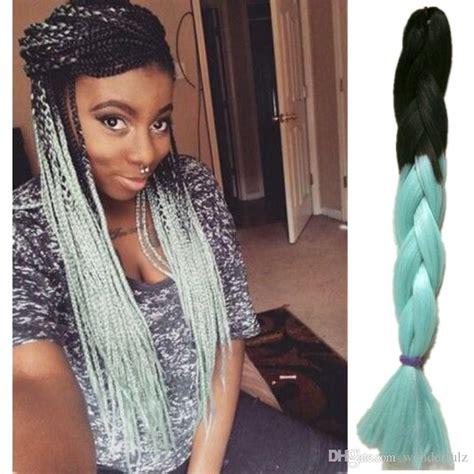 afro braiding hair color 30 ombre kanekalon jumbo braiding hair colors 24 african