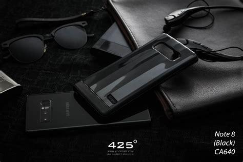Ringke Flex S Pro Galaxy Note 8 Titanium Black ringke flex s pro เคส samsung galaxy note8 rearth brand