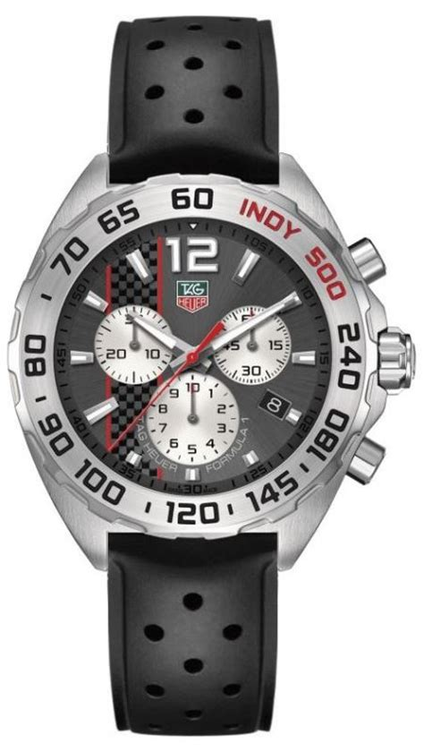 Swiss Army 1550 Rubber Black tag heuer caz1114 ft8023 formula 1 indy 500 chronograph