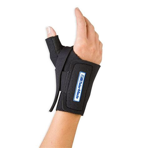 comfort cool brace cool comfort cmc thumb restriction splint sports
