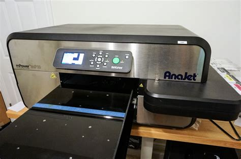 Printer Dtg Anajet anajet mp10i dtg printer 9 700