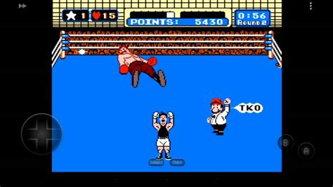 nes emulator for android 60 fps nes emu emulator 1 5 14 for android mike tyson s punch out 720p hd nintendo nes