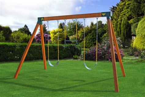 a frame swing set classic cedar swing set hardware kits eastern jungle
