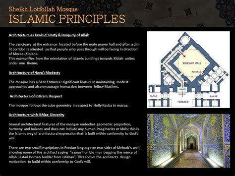 quranic themes and principles architecture islam timurid style isfahani style