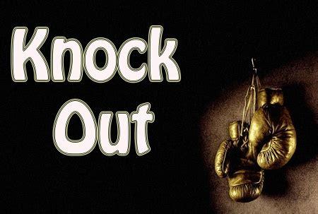 Knock Knock 60ml knock out premium e liquid