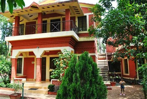 forest bungalow in west bengal prakriti bon bungalow santiniketan west bengal hotel