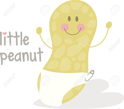 peanuts clipart peanut clipart pencil and in color peanut clipart