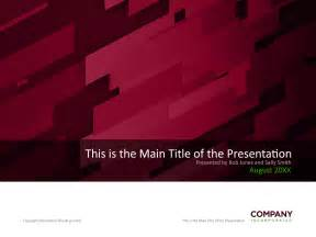 angular powerpoint template cover page in photoshop