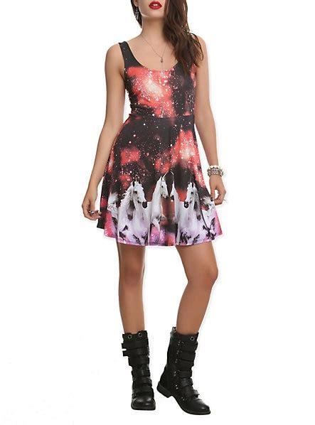 Dress Cat 2warna Fit L unicorn dress topic