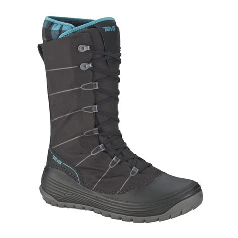 packable boots teva s jordanelle packable winter boot countryside