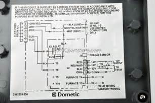 Dometic Electric Awning Problems by 3316230 000 Dometic Duo Therm Analog Replacement