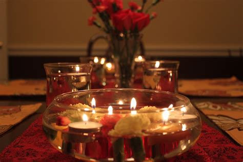 Candle Decoration At Home 15 Great Tips To Make It A Memorable Dinner At Home