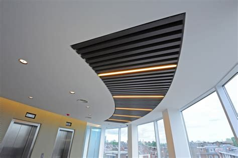 Ceiling Features by Michelin House The Hurst Interior Fit Out