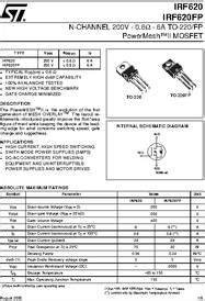 irf datasheet  productnot suitable  design