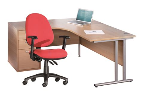Desks And Chair Corner Desk Workstation Solutions Office Furniture