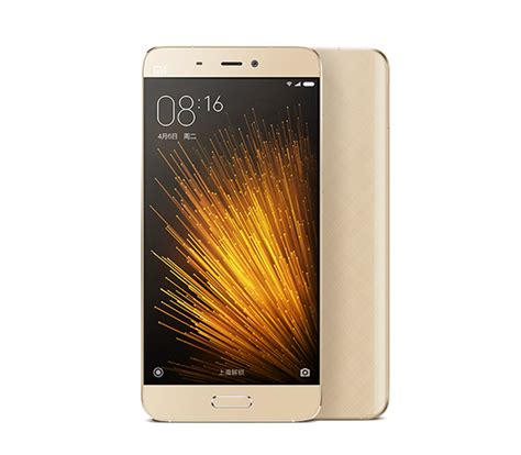 most ram in a phone xiaomi mi 5 is official xiaomi s most powerful phone