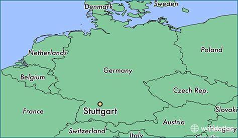stuttgart map germany where is stuttgart germany where is stuttgart germany