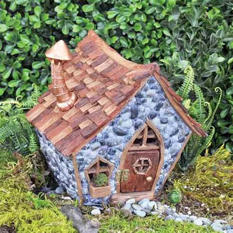 gnome house fiddlehead fairy house fairy home fairy garden shingletown large gnome home 17385