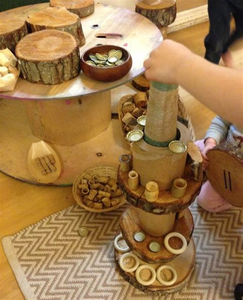 loose parts play    early years heuristic
