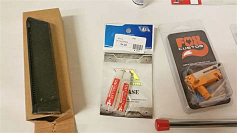 Airsoft Gun Giveaway - fox airsoft parts tech mystery box and gun giveaway team black sheep airsoft