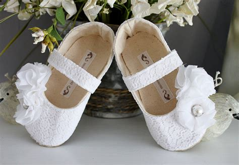Wedding Shoes Toddlers by Baby Shoes Toddler Shoes Soft Soled Shoes Wedding