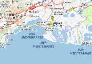 carte d 233 taill 233 e port camargue plan port camargue
