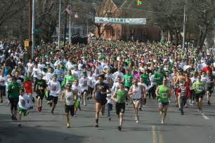 event marketing comes to the broadway 27th annual shamrock run registration has closed