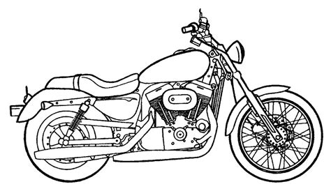 harley davidson coloring pages cool harley davidson coloring page