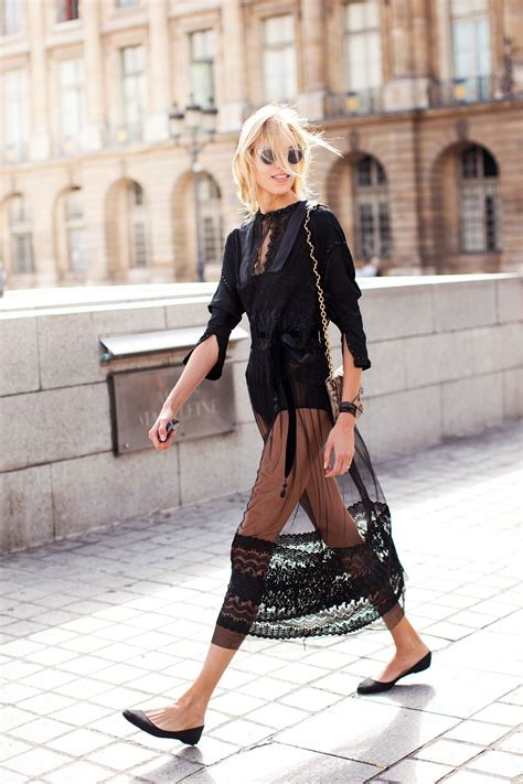 paris through a fashion why it s ok to wear black this summer the fashion tag blog