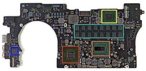 Ganti Logic Board Macbook Pro teardown of retina macbook pro finds low repairability