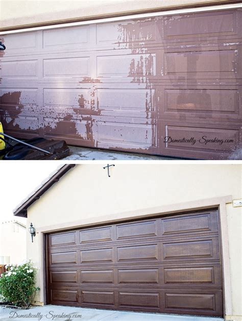 Garage Door Gel Stain 31 Diy Projects That Will Make Your House Look Amazing