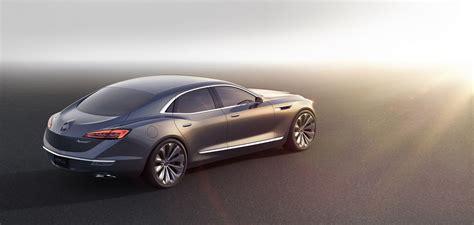 gmc sedan concept buick avenir is a beautiful concept for a flagship sedan