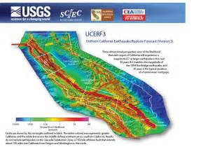 usgs earthquake maps california usgs releases new term earthquake forecast for california