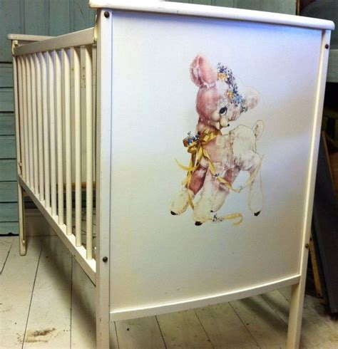 Vintage Baby Cribs by 1000 Images About 1950s Baby Cribs On Baby