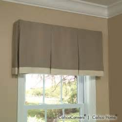 Inverted Pleat Valance The Bold And The Beautiful Window Treatments 101