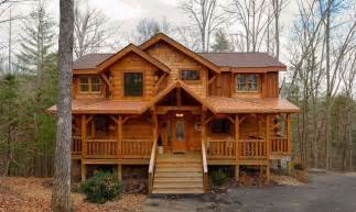 Log Cabin Bathrooms by Pigeon Forge Cabins Copper River