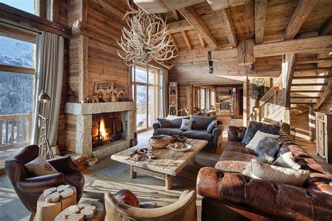 Ground Floor Plans by Catered Ski Chalet Meribel Lodge Shl Leo Trippi