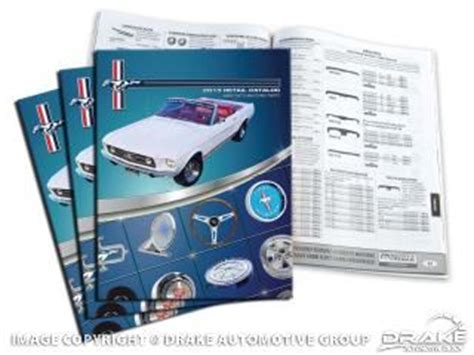 classic mustang parts catalog free 1969 mustang parts restoration quality