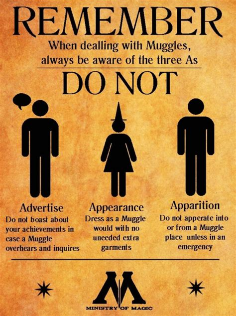 10 Magical Things We Should In The Muggle World by Harry Potter Magic Muggles Ministry Of Magic