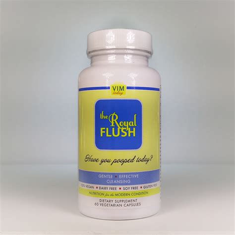 Royal Flush Detox Thc by Vim Today The Royal Flush