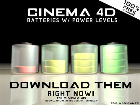 Batt Ori Evercoss Model 4d cinema 4d batteries 3d models for cinema 4d by maxigamer on deviantart