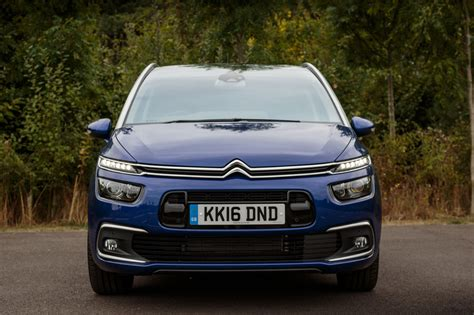 Citroen C4 Grand Picasso by 2016 Citroen C4 Grand Picasso Review