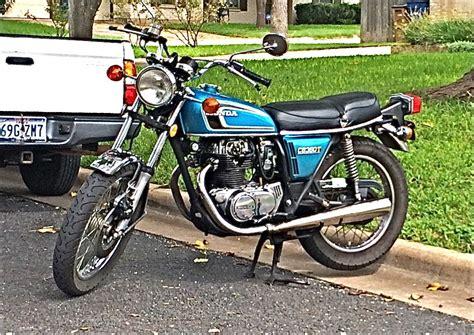 vintage honda vintage mid 70s honda cb360t in central atx