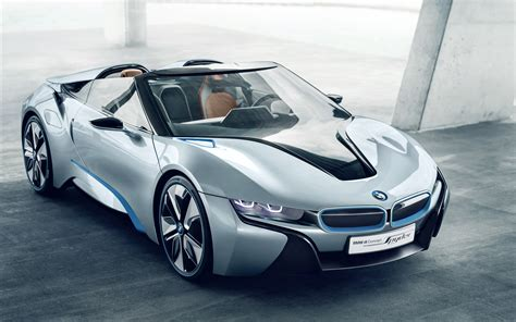 spyder car bmw i8 spyder concept car wallpapers hd wallpapers id