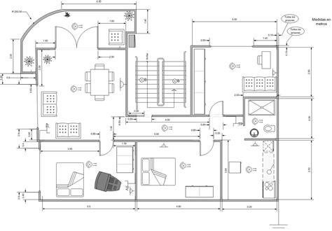 como hacer un plano el plano de una casa velezconde s