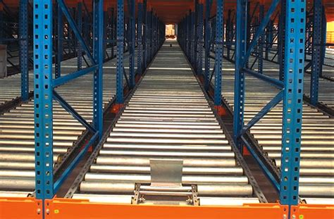 Flow Rack Systems by Malaysia Pallet Racking System Warehouse Racking System