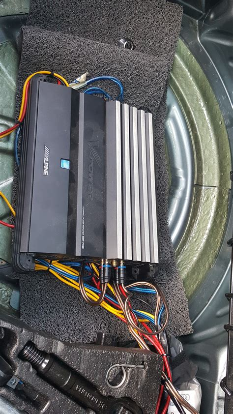 speaker size and bose wiring audiworld forums