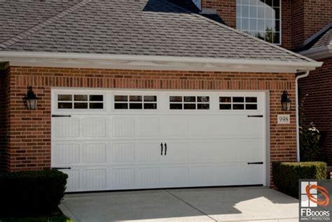 Impact Resistant Garage Doors 2400 Series 2 Fb Doors